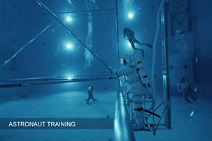 swim training video camera