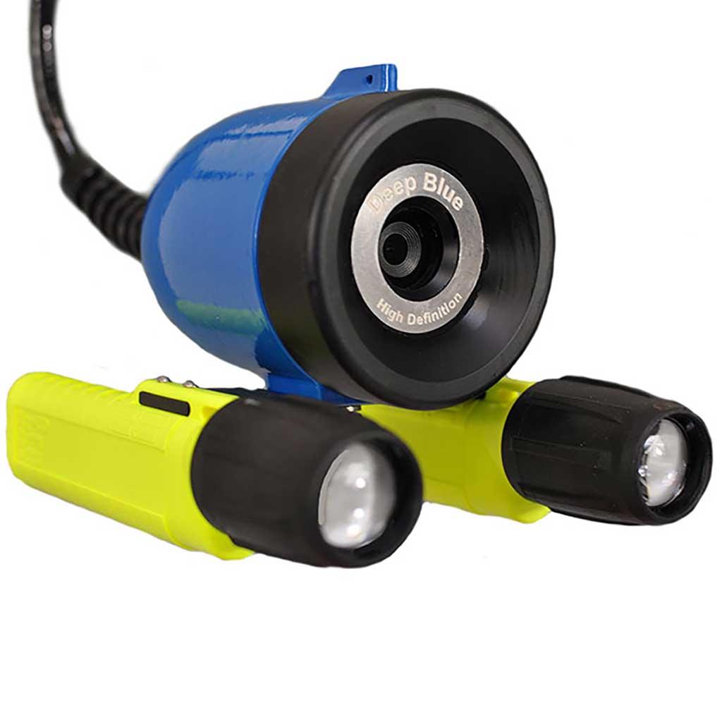 Deep Blue Hd Underwater Video Camera Splashcam